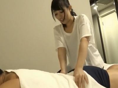 ビジホのマッサ師はヤラせてくれるのか!?大阪の関西弁がエロいマッサ師を口説いて即パコ