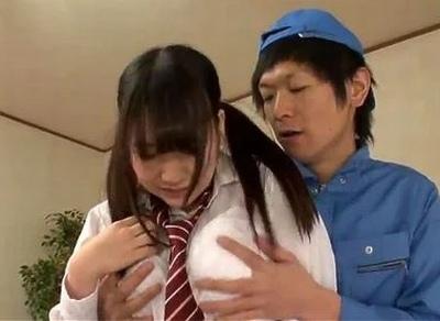 JKのブルマがたまらん!男を魅了するぷるぷる尻のせいで何度も男にハメ倒される女子校生