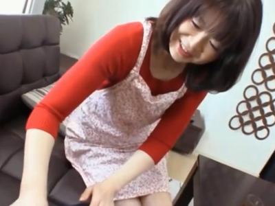 上京して来た嫁母がシモの世話までしてくれるヤリスギママ