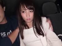 巨乳妻・倉多まおがパート先の歓迎会でベロベロに酔わされお持ち帰り中出しパコ