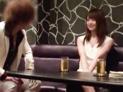 吉沢明歩が新宿のホストクラブに潜入→NO1ホストに魅入られそのままホテルパコ!