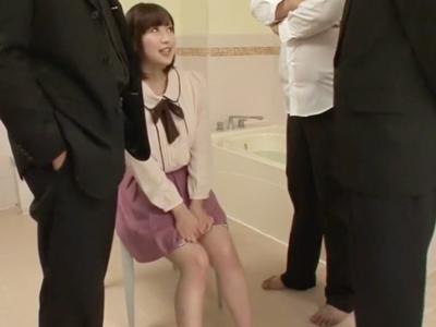 「おチンポ汁くっさいですよ?w」神カワ風俗嬢のローションフェラに悶絶イキ!