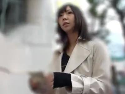 「これ撮ってるんですか?」渋谷でナンパした激カワ美少女を言葉巧みにハメる