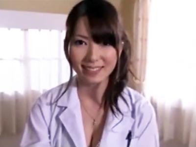 ド真性痴女医がデカチン患者を隔離→病室に閉じ込め毎日逆レイプ!