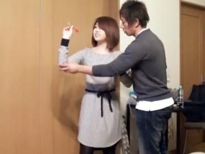 人気男優しみけんが素人女性をガチナンパ自宅に連れ込みパコった一部始終を盗撮!