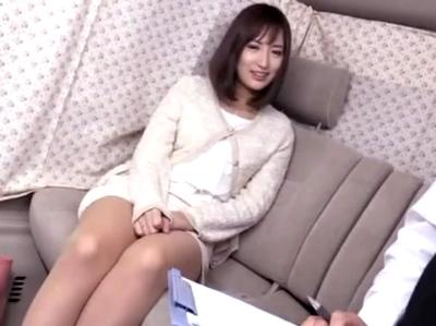 「ィクッ!久しぶりにっ!」ご無沙汰セックスでガチイキ→騙されて中出しされる素人妻