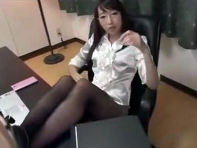 「ごめんなしゃぃ…」高飛車で生意気な女上司をガチレイプ
