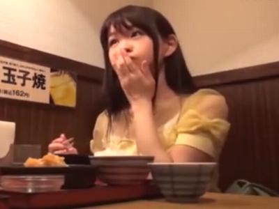 吉祥寺でナンパしたアイドル顔の美少女とハメ撮り!