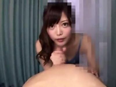 「好きにしていいよ?」アイドル顔な素人美女の膣奥を鬼ハメ!