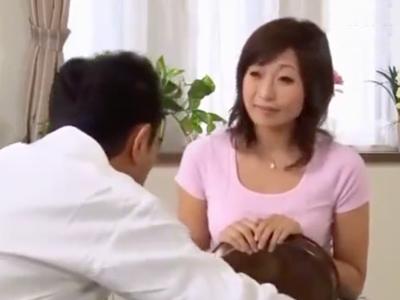「ご褒美くださぃ…」ドMな淫乱妻を縛り上げ拘束調教w