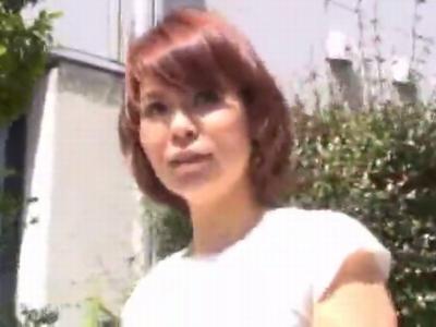 昼下がりの団地妻をナンパ→ホテルに連れ込みガッツリ3Pハメ!
