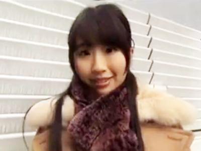あの有名SNSで知り合ったアニメ声なロリカワ娘と割り切りパコ!