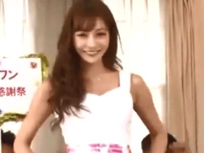 明日花キララが日頃の感謝を込めてファン達に極上サービス!