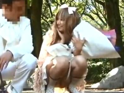 お姫様願望の強いギャル娘が子宮に直接ザー汁中出しされて悶絶絶頂