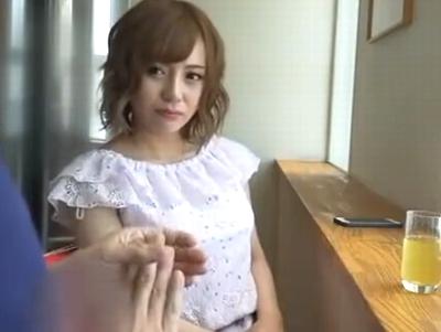 「えっ?入ってる…」渋谷でナンパしたギャル風女子大生と即ハメ