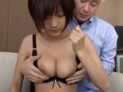 テレ朝竹内●恵アナ似のロリ顔巨乳娘を性奴隷肉便器に調教完了