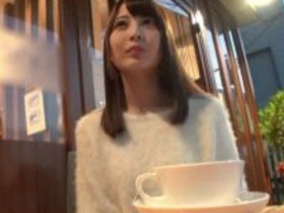 乃木坂レベルの色白ガチ素人さんがぎこちないフェラ&手コキでデビュー