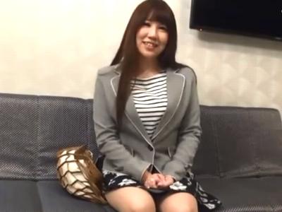 上野駅周辺でナンパした素人娘をホテルに連れ込み即ハメ性交!