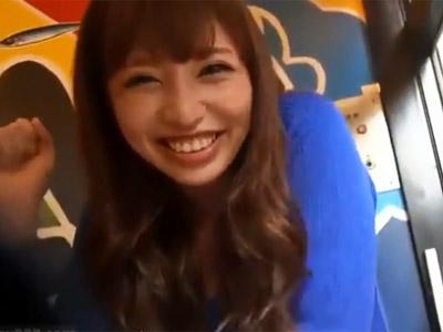 「ホテル行っちゃう?w」笑顔が可愛い素人お姉さんを口説き落として即日パコ